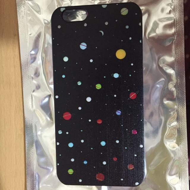 iphone6 4.7 星空宇宙手機殼硬殼