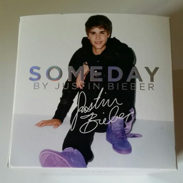 Justin Bieber - Someday 100ml Perfume