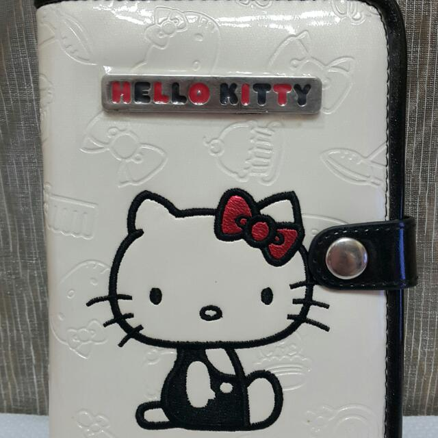 Kitty護照夾