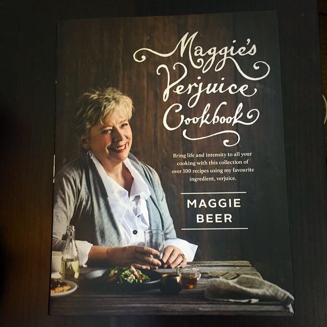 Magpies Verjuice Cookbook