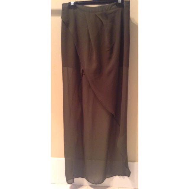 Maxi, Tulip Skirt