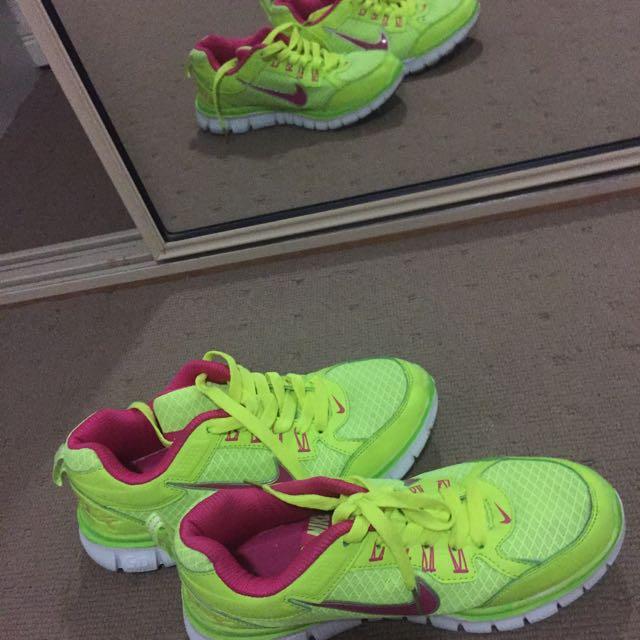 Nike Shoes - Neon