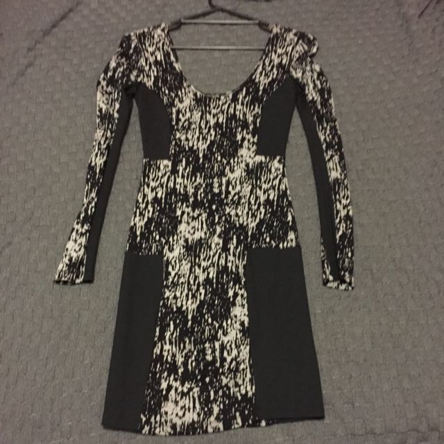 Nookie Fitted Dress