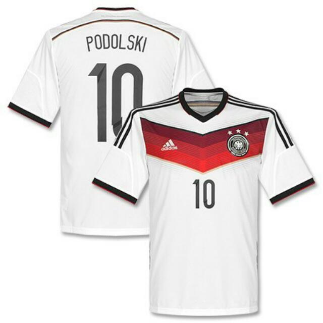 newest 23307 13e5f Original Replica 2014 World Cup Germany National Football ...