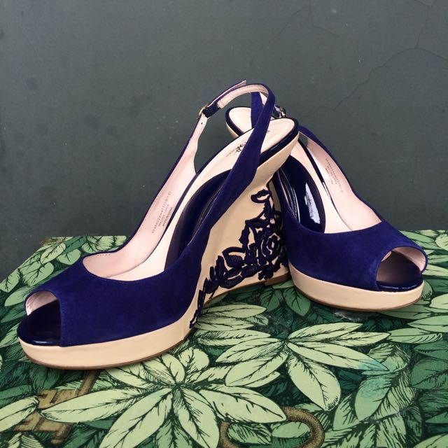 Pedro Peptoe Shoes Suede