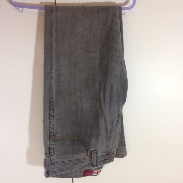 Quicksilver Straight Leg Jeans