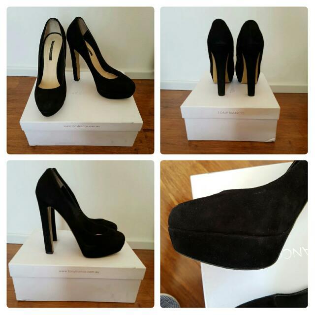 ⛤REDUCED!!!!⛤ Tony Bianco Heels