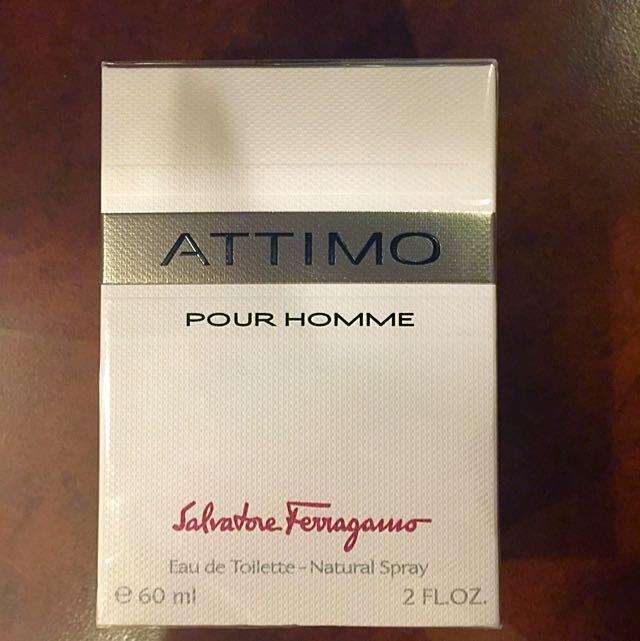 Salvatore Ferragamo Attimo Perfume