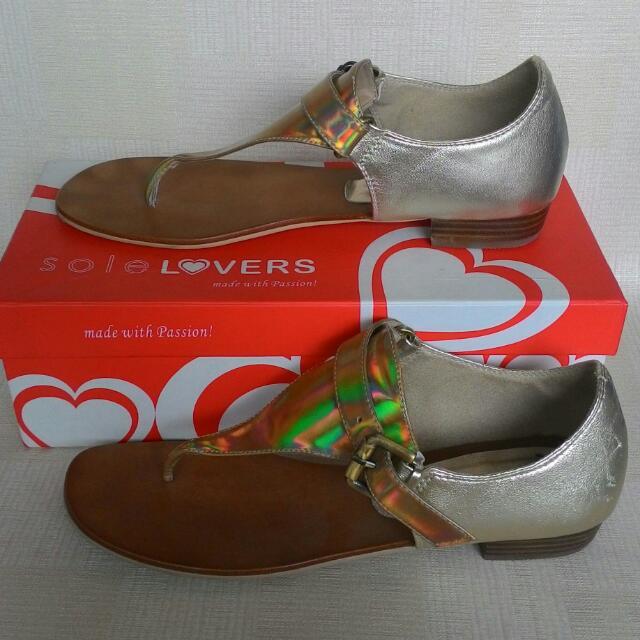 Sepatu Sandal My Shoes #41 Nego Tipis