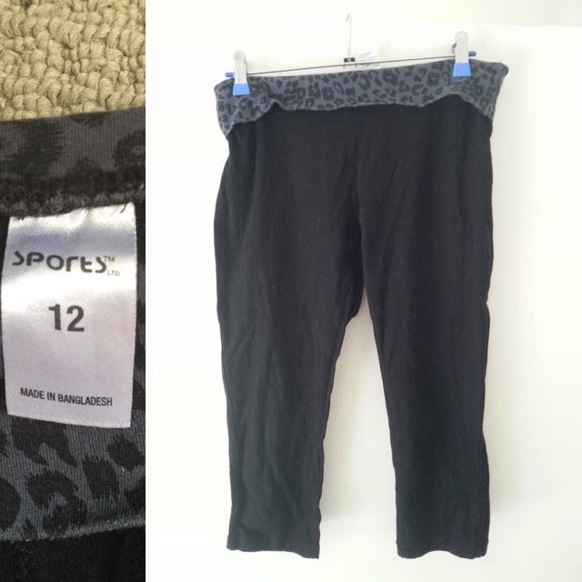 Size 12 - Exercise Pants