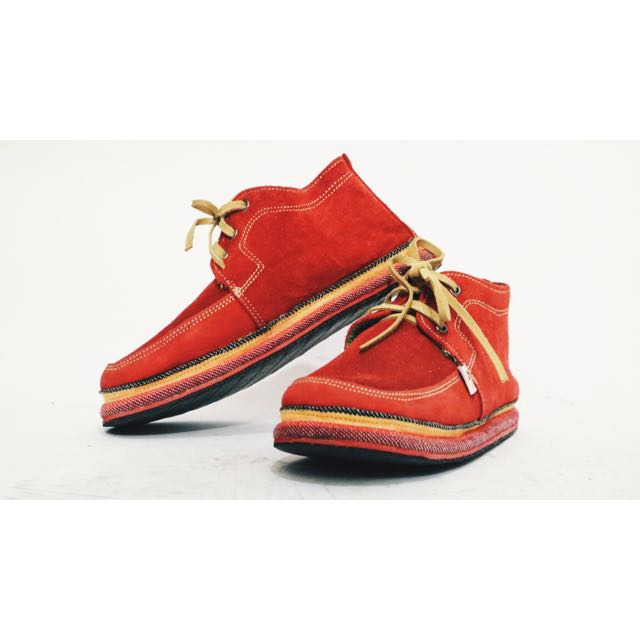 (保留)Sole Rebels非洲懶人鞋