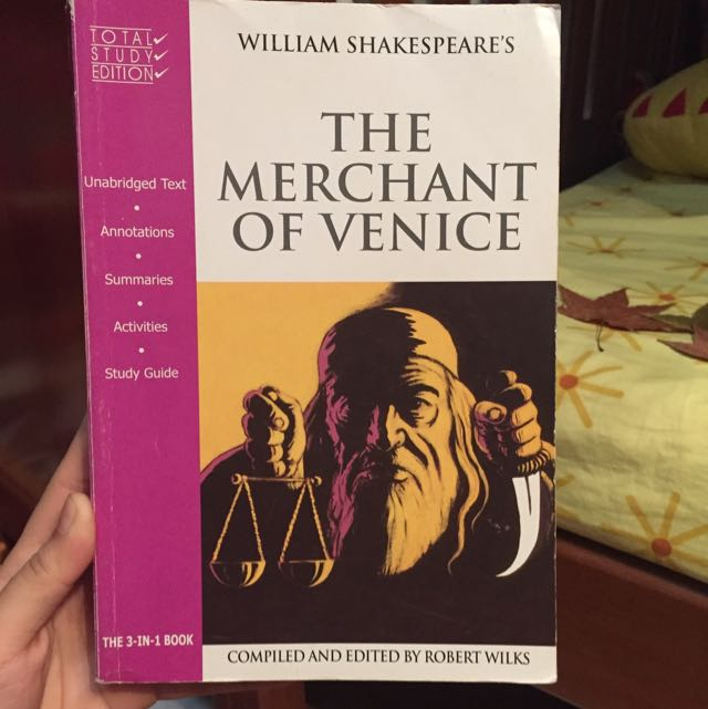 the merchant of venice pansing books stationery textbooks on rh sg carousell com merchant of venice study guide free download merchant of venice study guide questions and answers