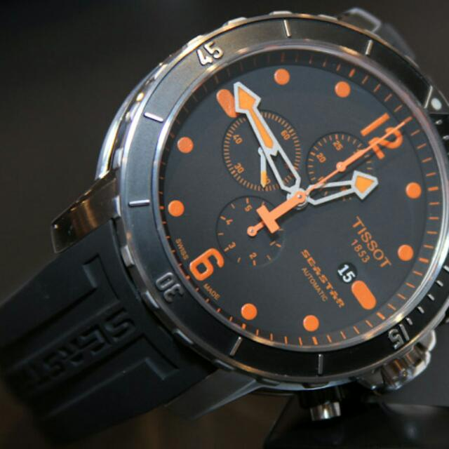 687cf79c3ed3 Reserved  Tissot Seastar 1000 Automatic Chronograph Diver Watch ...