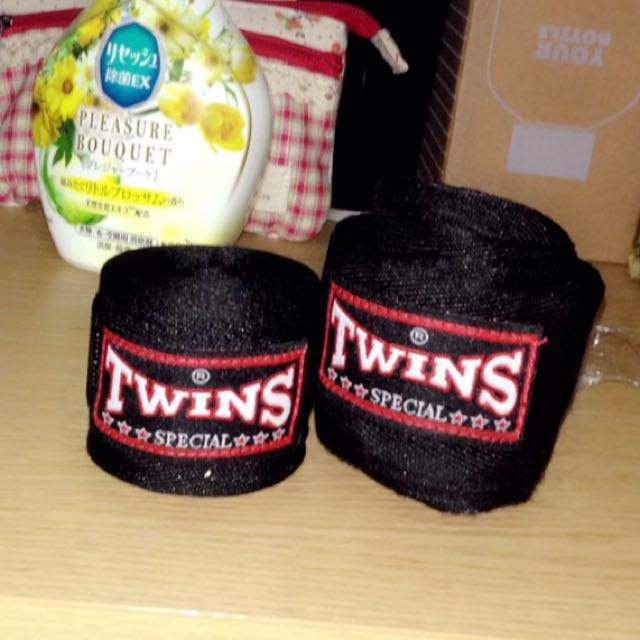 Twins hand wrap (AUTHENTIC)