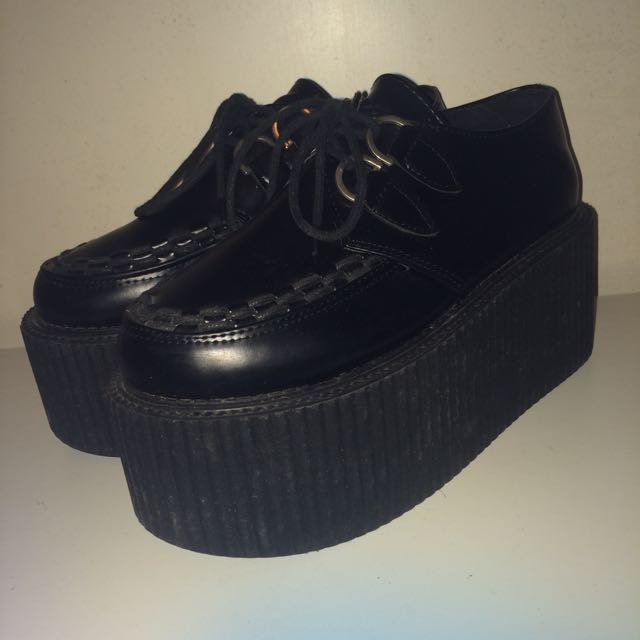 Vii&Co超高厚底鞋