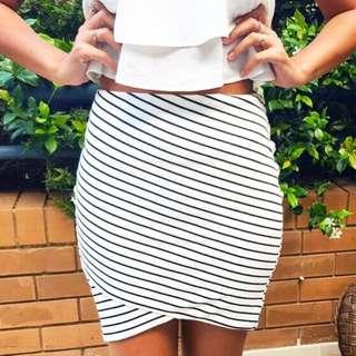Brand New Stripper skirt