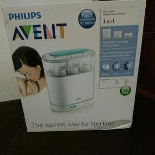 Avent 3 In 1 Steriliser