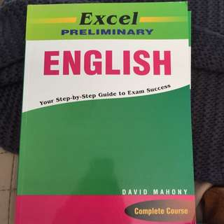 Preliminary English Excel Textbook