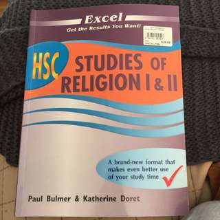 HSC Studies Of Religion 1 And 2