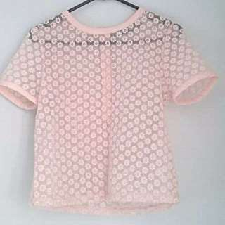 Daisy Top Size 10