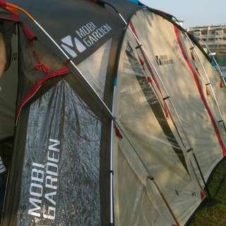 牧高笛2代旅居帳篷(含運)