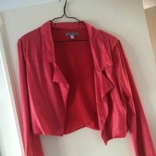 Temt Red Jacket