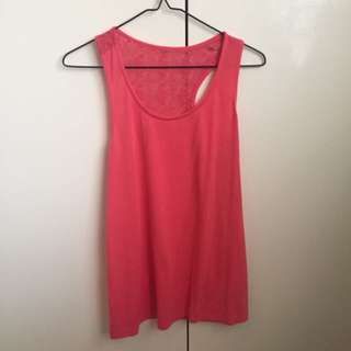 Pink Singlet (size 10 or 12)