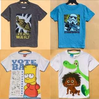 25ab4f31bd BN tshirt Kid Authentic Cotton Short Sleeves T-shirt For Boy Teen Teenage 3  Years