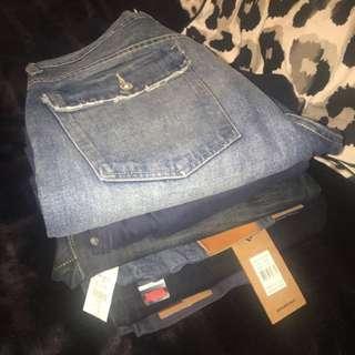 Label Brands Assorted Men's Jeans