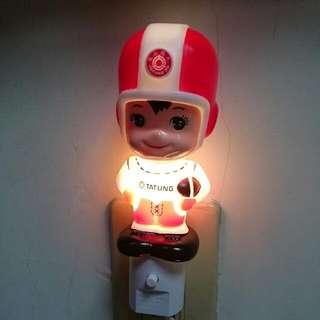 大同寶寶LED小夜燈