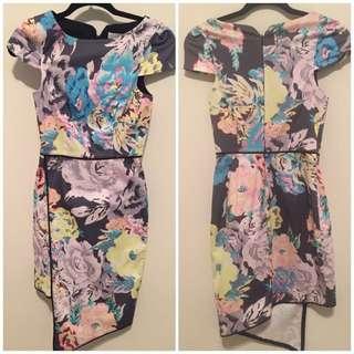 Talulah Floral Dress