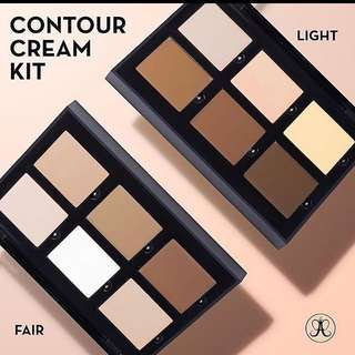 New Anastasia Cream Contour Kits
