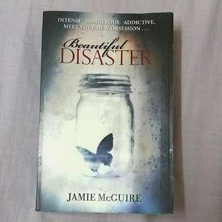 BEAUTIFUL DISASTER  BY: Jamie McGuire