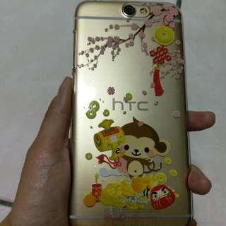 HTC A9 猴子手機殼 硬殼 apbs