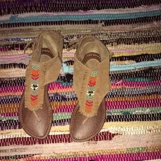 Billabong Sandles Size 6