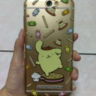 HTC A9 布丁狗 手機殼 軟殼