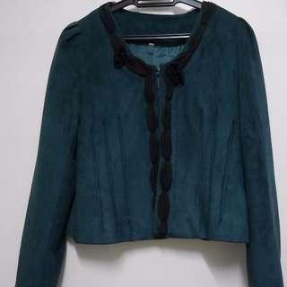 Velvet Coat from Korea
