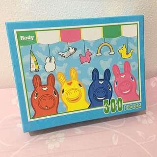 Rody-S300片盒裝拼圖_同伴