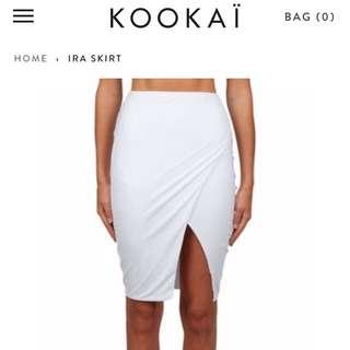 Kookai Skirt in Mulberry
