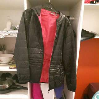 Black Jacket Size 42 Bought In France