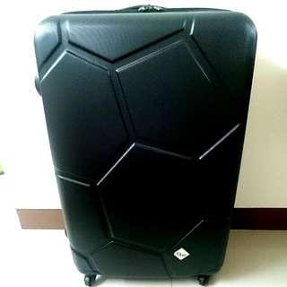 Gate 9經典世紀足球系列28吋ABS輕硬殼行李箱