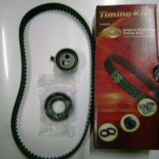 Timing Belt Kit Set Saga Blm Waja Campro,Pesona,Gen2