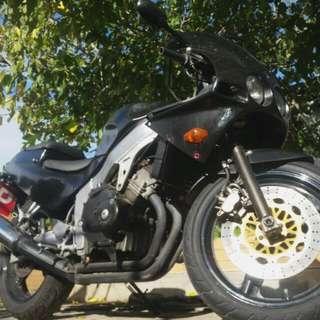 Honda CBR250 Mc19