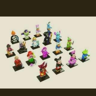 樂高 Lego 迪士尼 人偶組 71012 Mini Figures