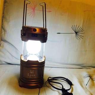 ✌🏻️全新✌🏻️多功能 太陽能LED 露營燈 照明燈 小夜燈