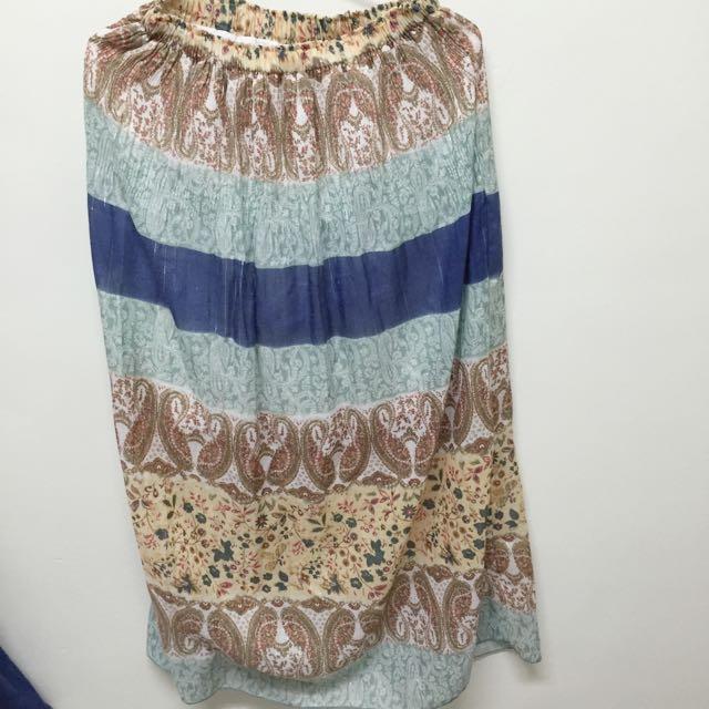 氣質渡假風長裙