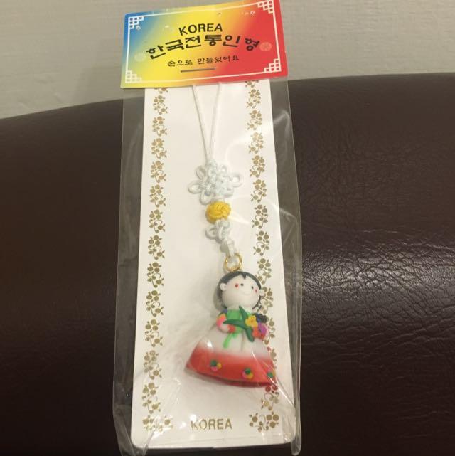 韓國可愛吊飾