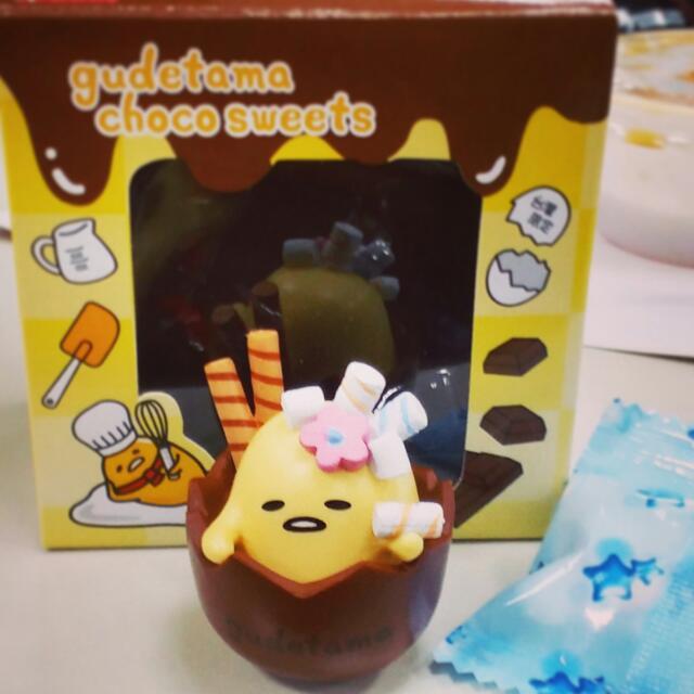 蛋黃哥 甜點款 公仔