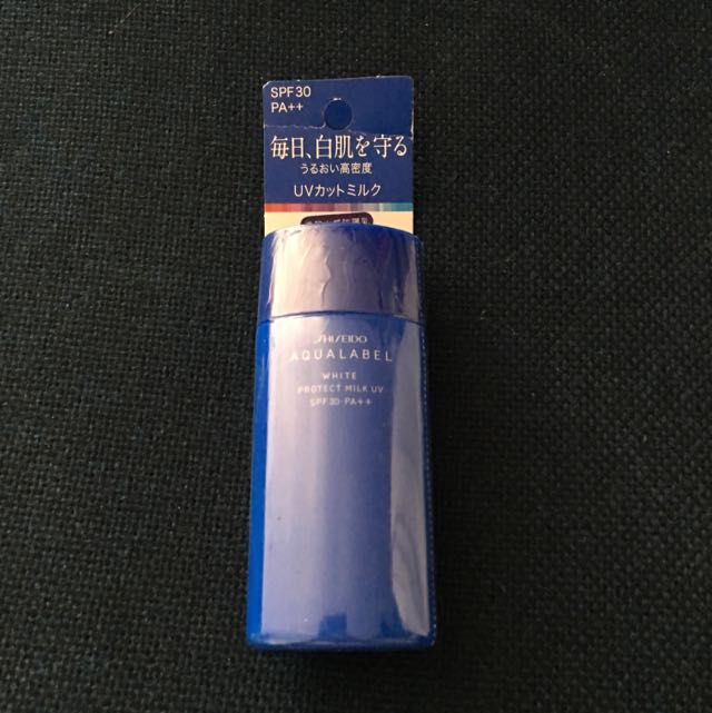 水之印 溫和水感防曬乳 SPF30 PA++