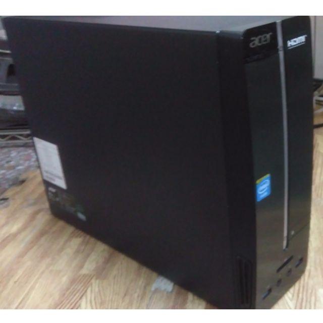 保固中 迷你電腦 XC-603 intel 四核心 CPU 4G記憶體 固態硬碟 電腦主機 文書機 影音機 D